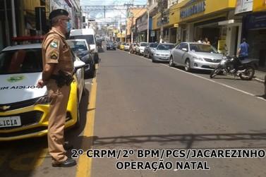 2º Batalhão de Polícia Militar desenvolve Operações no Norte Pioneiro