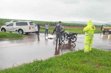 Motociclista de 25 anos morre em grave acidente em Ipaussu
