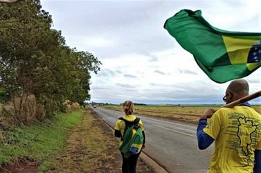 Peregrinação e Missão Técnica pela Rota do Rosário chega a São Miguel Arcanjo