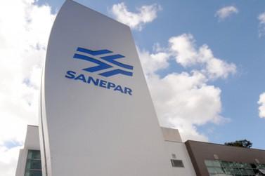 Tarifa de água da Sanepar terá reajuste de 5,11% a partir de fevereiro