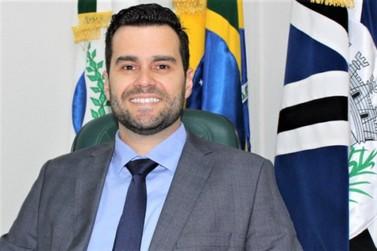 Fúlvio Boberg assume interinamente mais uma Secretaria em Jacarezinho