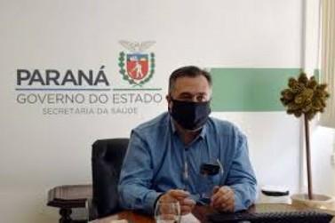 Paraná vive momento mais crítico da pandemia, diz Beto Preto.