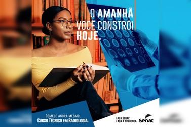Senac Jacarezinho abre matrículas para os cursos técnicos do segundo semestre