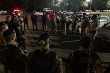 Em Sto Antônio da Platina, PM desencadeia operação e encaminha homem com drogas