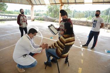 UENP realiza projeto para reabilitação de pacientes pós contaminação pela Covid