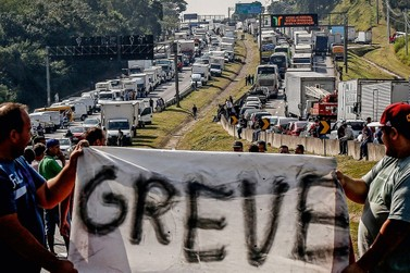 Caminhoneiros: PRF diz que não há nenhum bloqueio em rodovias federais