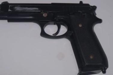 Menor de Idade é apreendido por suspeita de assaltos em Santo Antônio da Platina