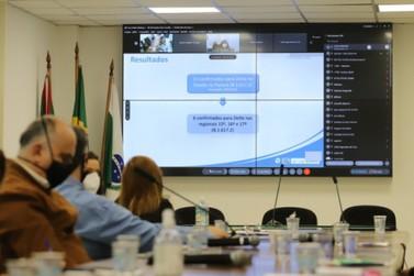 Paraná confirma transmissão comunitária da variante delta da Covid e novos casos