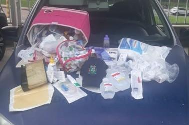 GCM de Valinhos e Campinas detêm enfermeira por furtar medicamentos de hospital