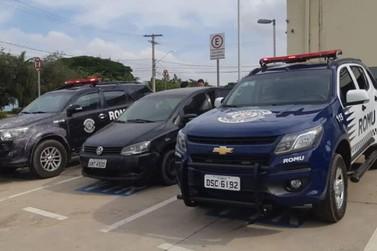 GM de Louveira e Vinhedo detêm suspeito de furto