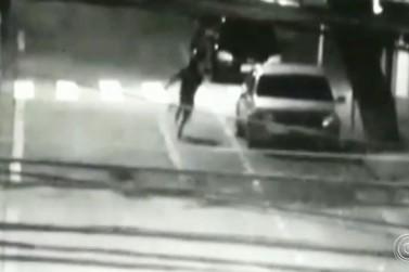 Homem é detido furtando escola em Jundiaí