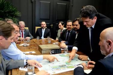 Criação do Distrito Turístico evolui após reunião com o Governo do Estado