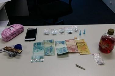 GCM de Valinhos detém grupo de jovens suspeito de tráfico de drogas