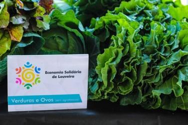 Feira solidária com produtos orgânicos e artesanais acontece na terça-feira (6)