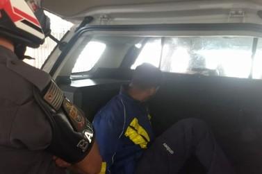 Jovem de 25 é preso por tráfico de drogas em Louveira