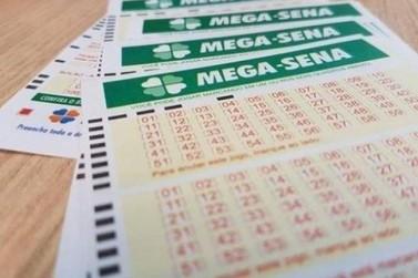 Mega-Sena pode pagar prêmio de R$ 16 milhões na quarta-feira (17).