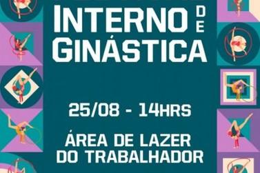 Festival de Ginástica acontece no domingo (25) com 290 participantes