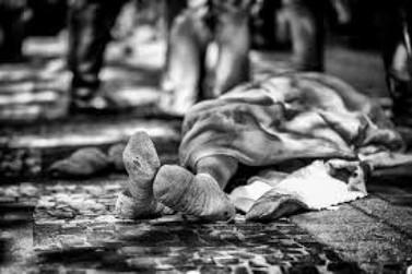 Homem em situação de rua sofria de refluxo gástrico alimentar