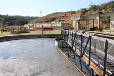 Novo equipamento ampliará a capacidade da estação de tratamento de esgoto