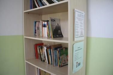 Projeto Livro em Movimento disponibiliza 700 livros em 5 pontos da cidade