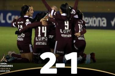 Ferroviária vence Cerro e está na final da Libertadores feminina