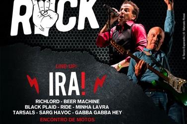 Programação de aniversário de Itatiba terá show da banda Ira!