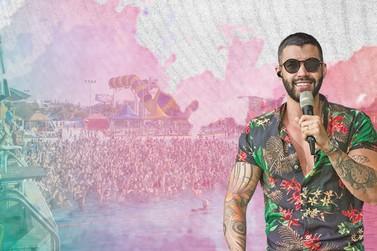 Wet'n Wild apresenta show com Gusttavo Lima