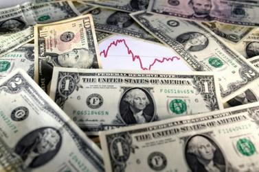 Com a maior alta em sete meses, dólar fecha em R$ 4,08