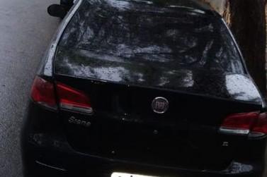 GM encontra carro suspeito de participar de roubo a loja