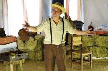 Louveira é palco para espetáculo teatral sobre agricultura