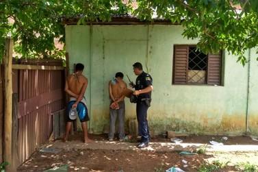 Guarda Municipal realiza operação de combate ao uso e tráfico na Vila Pasti