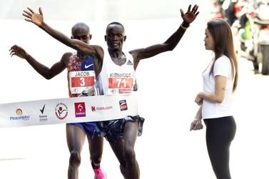 Quênia domina pódio na 95ª Corrida São Silvestre, com ultrapassagem espetacular