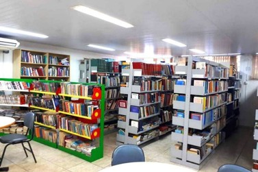 Biblioteca de Louveira de Louveira conta com mais de 22 mil livros
