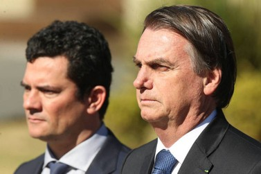 Bolsonaro recua da possibilidade de tirar Segurança Pública de Moro