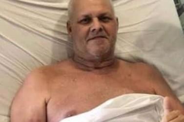 Comerciante e ex vereador Jair Sartorato está em plena recuperação