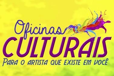 Inscrições para Oficinas Culturais começam dia 3 de fevereiro