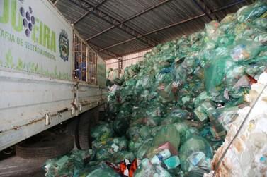 Louveira se destaca com alto índice de reciclagem no Brasil