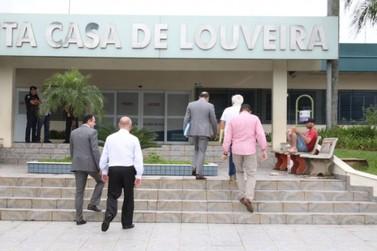Prefeitura assume administração da Santa Casa de Louveira.