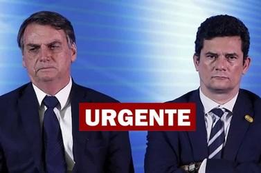 Ex-juiz Sergio Moro anuncia demissão do Ministério da Justiça e deixa o governo