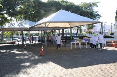 Governo do Estado de São Paulo envia mais 1.000 doses de vacina contra a gripe