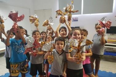 Prefeitura de Louveira entregará Ovos de Páscoa nas Escolas em operação especial