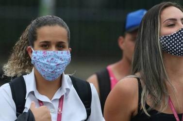 Máscaras podem evitar segunda onda da pandemia de coronavírus, aponta estudo