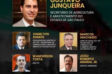 Evolução da mecanização agrícola no Brasil será debatida no FonteAgro