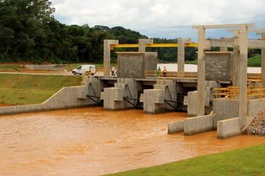 Prefeitura de Louveira abre comportas de represa após chover em 3 dias Seguidos