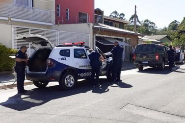 Homem é detido em Itupeva suspeito de invadir residência no Jardim Brasil