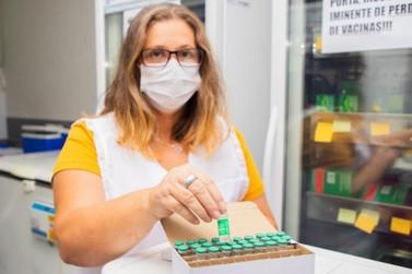 Itupeva recebe mais 290 doses de vacina contra a Covid-19