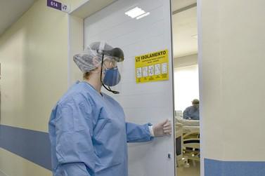 Jundiaí ampliará leitos híbridos COVID-19 no São Vicente