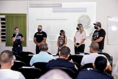 Programa Patrulha Guardiã Maria da Penha em Itupeva