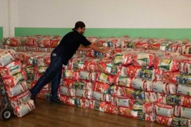 Louveira mantém entrega de cartão alimentação e cestas até sexta-feira(05)