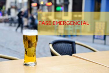 Louveira proíbe consumo de bebida alcoólica durante Fase Emergencial
